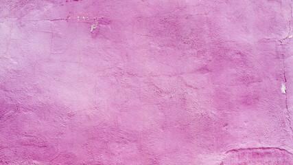 Obraz Pared vieja pintada de magenta - fototapety do salonu