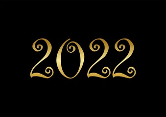 Fototapeta nowy rok 2022 obraz