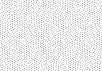 Fototapeta Abstract geometric pattern. A seamless vector background. White and gray ornament. Graphic modern pattern. Simple lattice graphic design. obraz