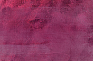 Obraz Magenta colored abstract painting background - fototapety do salonu