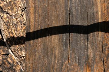 Obraz Deski drewno na elewacji budynku - fototapety do salonu
