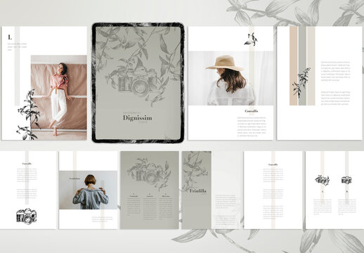 Presentation with Photo theme