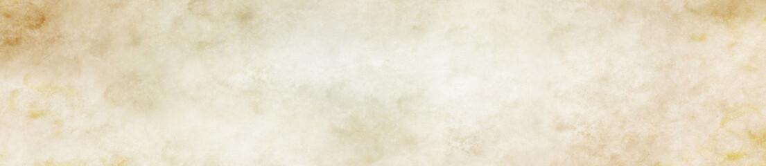 Fototapeta Stylish elegant vintage paper brown banner background obraz