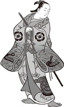 浮世絵 歌舞伎役者 その81
