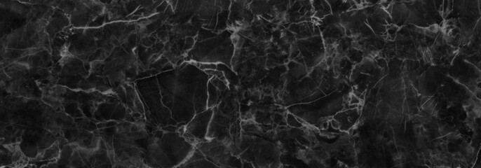 Fototapeta high gloss black marble texture with high resolution. obraz