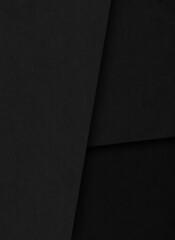 Fototapeta Black geometric background. Abstract wallpaper obraz