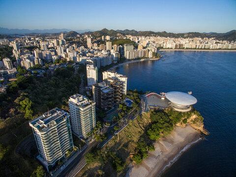 Niteroi city, Rio de Janeiro Brazil.