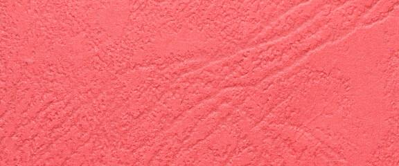 Fototapeta Czerwony papier z fakturą jako tło lub tekstura obraz