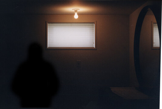 Mysterious Shadow in Room
