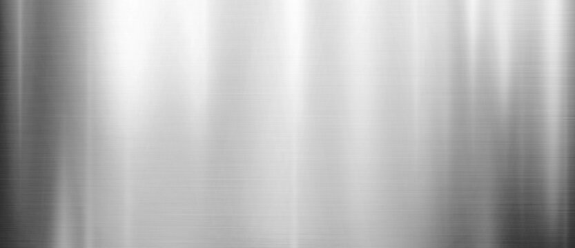 Metal silver texture  background