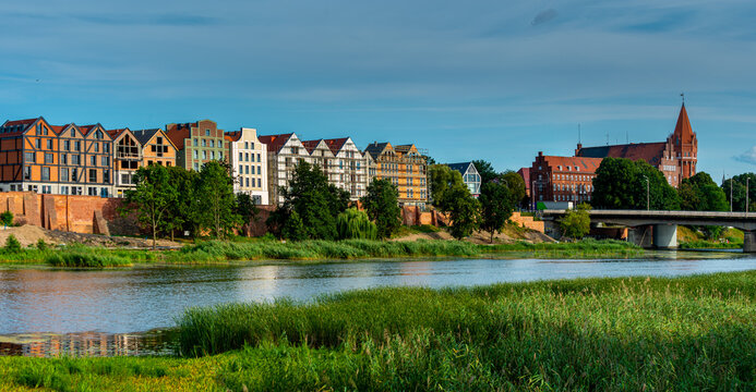 Town of Malbork Panorama