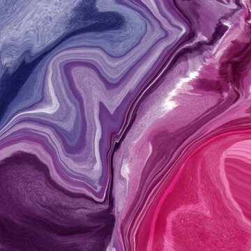 colorful violet or purple abstract illustration marble art screen wallpaper background
