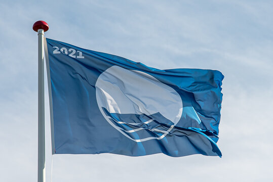 The iconic Blue Flag 2021 is a symbol for clean water