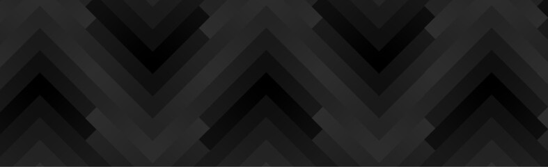 Fototapeta Abstract black background with gradient patterns - Vector obraz