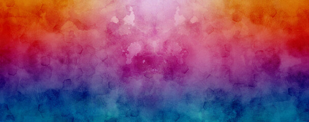 abstract colorful wall texture background banner for wallpaper