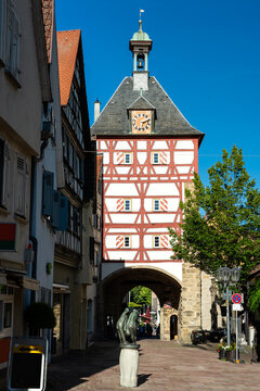 Unteres Tor in Bietigheim-Bissingen
