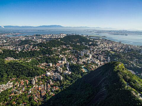 Rio de Janeiro city, Brazil. South America.
