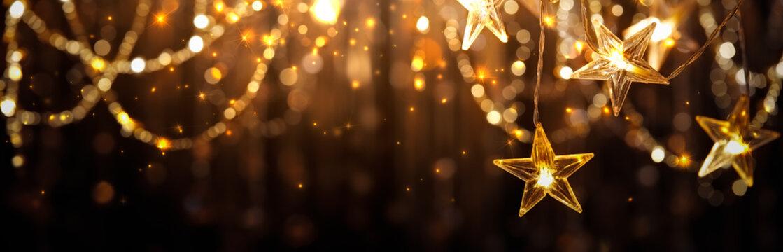 Christmas and New Year Christmas Lights