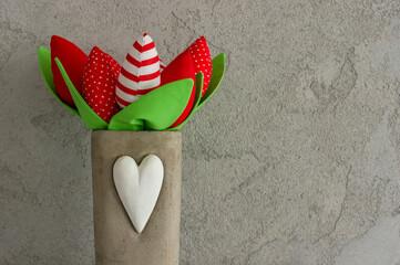 Obraz Tulipany - fototapety do salonu