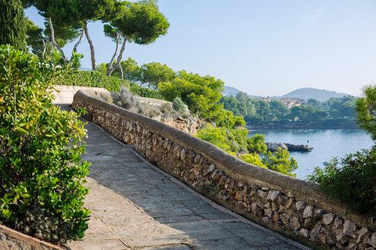 beautiful Mallorcan landscape