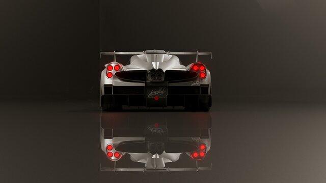 Pagani Imola 2021 Prototype