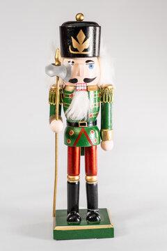 nutcracker Figure Christmas Decoration New Year Christmas Tree mini figurine