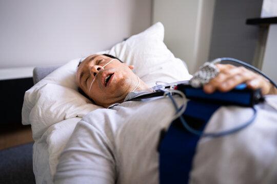 Apnea Sleep Disorder Treatment In Hospital