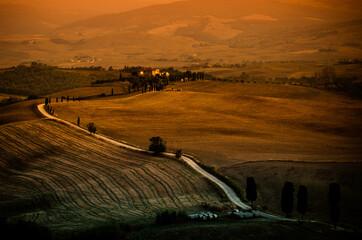 Fototapeta Tuscany obraz