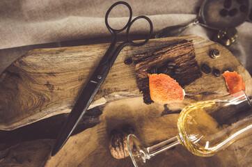 Obraz nożyczki  - fototapety do salonu