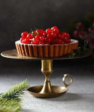 christmas sweet cake dessert for the holiday
