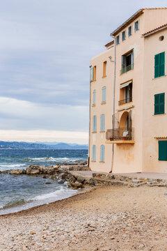 South France, Cote'd Azur, Saint Tropez