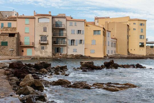South France, Cote'd Azur, Saint Trapez
