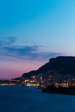Monaco, Monako, France