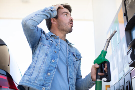 troubles dealing with money for rising gas prices