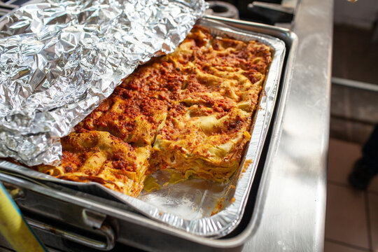 lasagna italian cuisine typical dishes of emilia romagna bologna modena reggio emilia