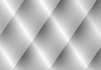 Obraz szara tekstura z krzyżującymi się ukośnymi liniami - fototapety do salonu