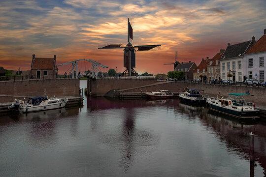 Heusden, North Brabant, Province, The Netherlands