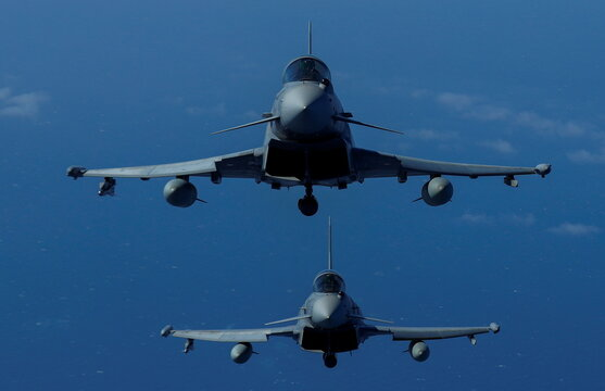 Military exercises of the Spanish Air Force, Ocean Sky 2021