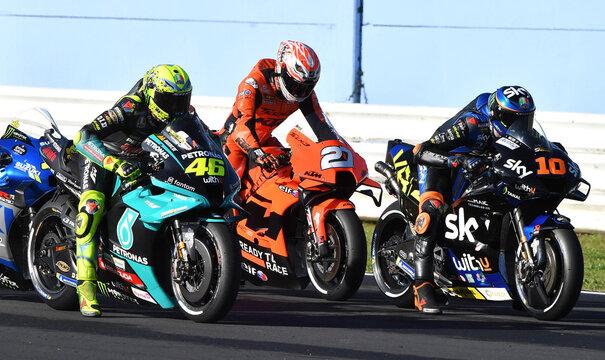 MotoGP - Emilia Romagna Grand Prix